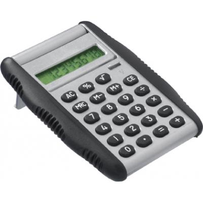 Image of Calculator with rubber sides