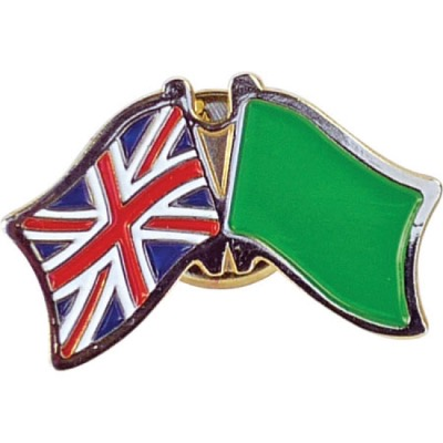 Image of 15mm Stamped Iron Soft Enamel Metal Badge