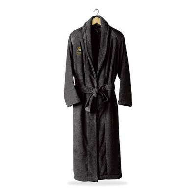 Image of Long-sleeved bath robe