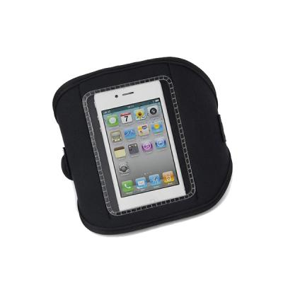 Image of Neoprene armband for a phone.