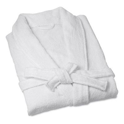 Image of 100% cotton bathrobe