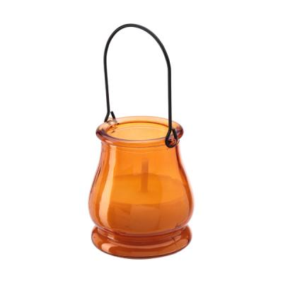Image of Citronella candle.