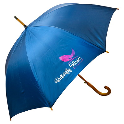 Image of Classic WoodCrook Umbrella