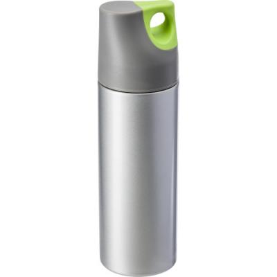 Image of Double walled, leak-proof, SS thermos flask