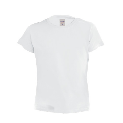 Image of Kid White T-Shirt Hecom