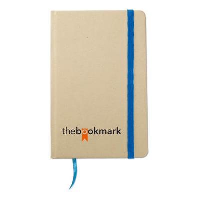 Image of Recycled material notebook