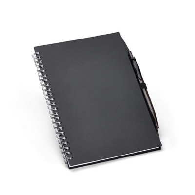 Image of Notepad With 70 Lined Sheets And Ballpen