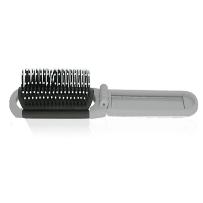 Image of Hairbrush With Mirror Aure