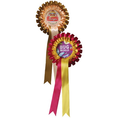 Image of 2 Tier Rosette