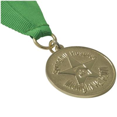 Image of Stamped Iron Medal (35mm)