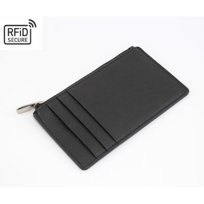 Image of Sandringham Nappa Leather RFID Protected Card Wallet