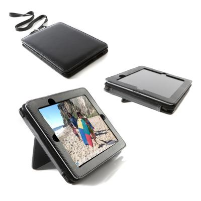 Image of Leather iPad case
