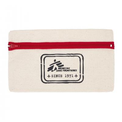 Image of Organic Cotton Pencil Case - kids