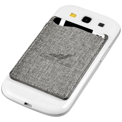 Image of Premium RFID phone wallet